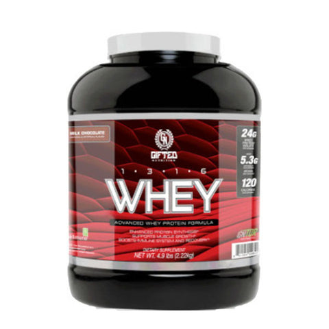 1316 WHEY PROTEIN 2.222kg | GIFTED NUTRITION | Outletintegratori.com