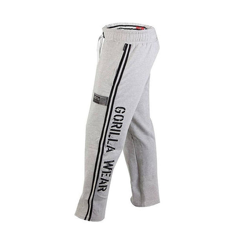 GW 2-STRIPE SWEATPANTS Lato | GORILLA WEAR | Outletintegratori.com