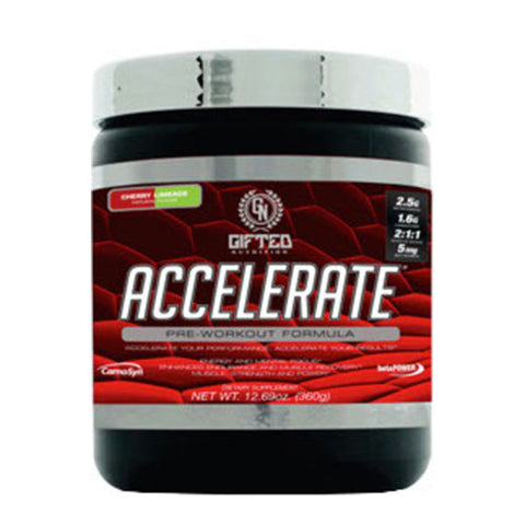 ACCELERATE | GIFTED NUTRITION | Outletintegratori.com