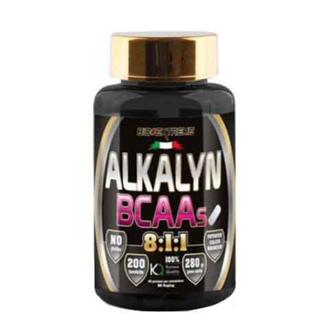 ALKALYN BCAAS 8:1:1 200 Cpr | BIO-EXTREME | Outletintegratori.com