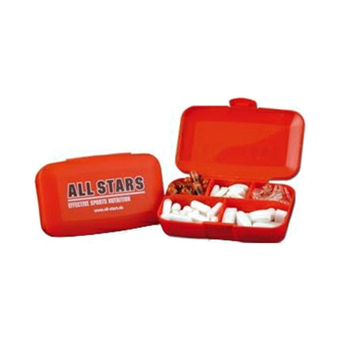 PILL-BOX ALL STARS | Outletintegratori.com