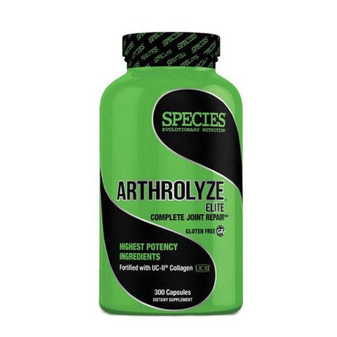 ARTHROLYZE ELITE | SPECIES | Outletintegratori.com