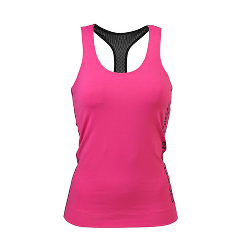 ATHLETE T-BACK - HOT PINK | BETTER BODIES | Outletintegratori.com