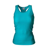 ATLANTIC RIB T-BACK - AQUA BLUE| BETTER BODIES | Outletintegratori.com