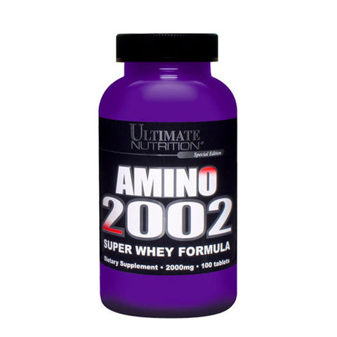 AMINO 2002 100 Tabs | ULTIMATE NUTRITION | Outletintegratori.com