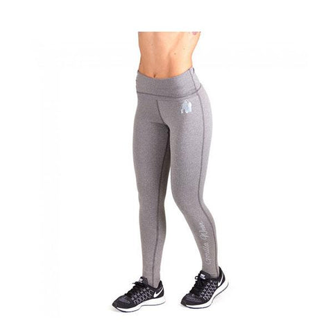 GW ANNAPOLIS WORK OUT LEGGING GREY 1 | GORILLA WEAR | Outletintegratori.com