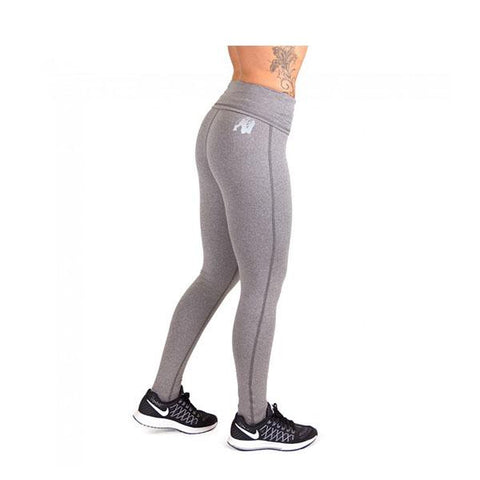 GW ANNAPOLIS WORK OUT LEGGING GREY 2 | GORILLA WEAR | Outletintegratori.com