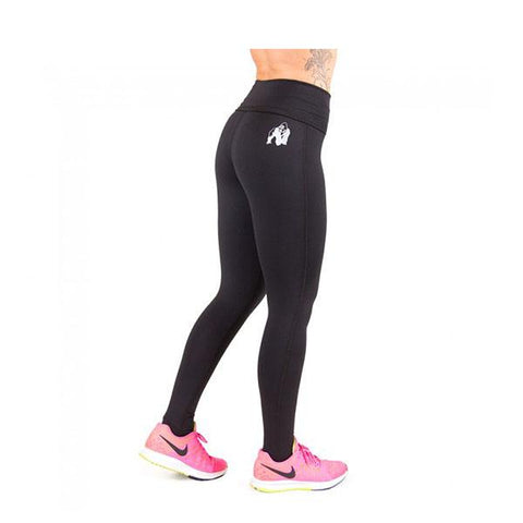 GW ANNAPOLIS WORK OUT LEGGING BLACK 2 | GORILLA WEAR | Outletintegratori.com