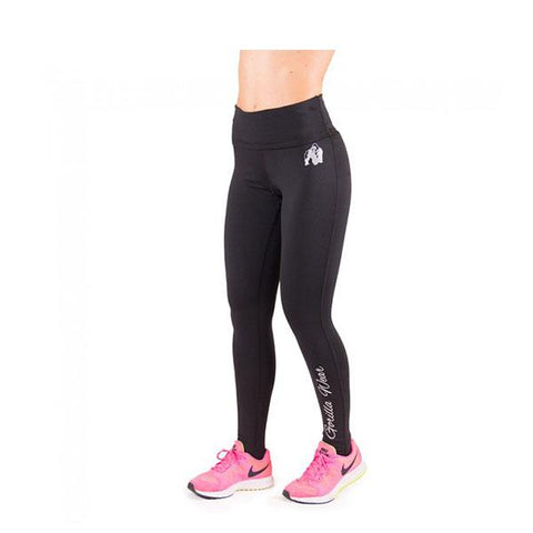 GW ANNAPOLIS WORK OUT LEGGING BLACK 1 | GORILLA WEAR | Outletintegratori.com