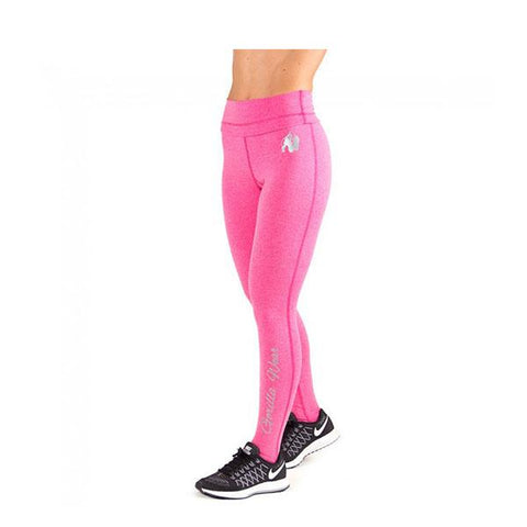 GW ANNAPOLIS WORK OUT LEGGING PINK |GORILLA WEAR|Outletintegratori.com