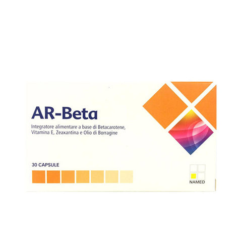 AR-BETA 30 Caps | NAMED SPORT | Outletintegratori.com
