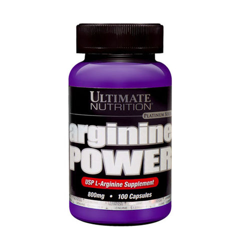ARGININE POWER | ULTIMATE NUTRITION | Outletintegratori.com
