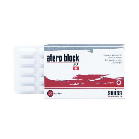 ATERO BLOCK | ULTIMATE NUTRITION | Outletintegratori.com