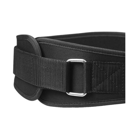 BASIC GYM BELT - BLACK | BETTER BODIES | Outletintegratori.com