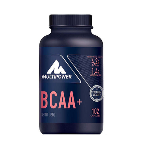 BCAA+ 102 Cps | MULTIPOWER | Outletintegratori.com