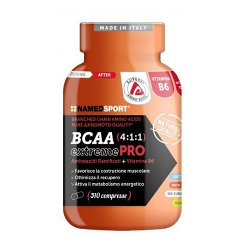 BCAA 4:1:1 extremePRO 310 Cpr | NAMED SPORT | Outletintegratori.com