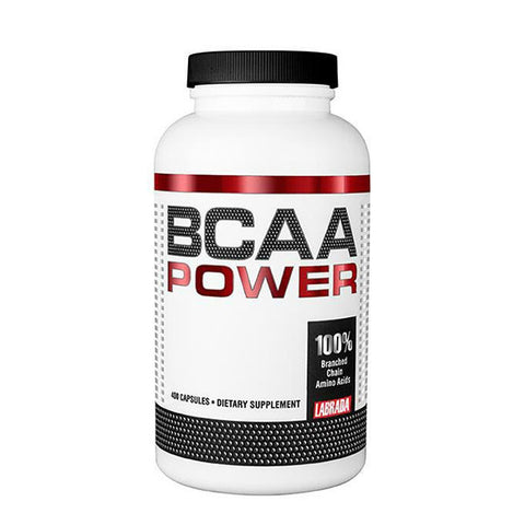 BCAA POWER 400 Caps | LABRADA | Outletintegratori.com