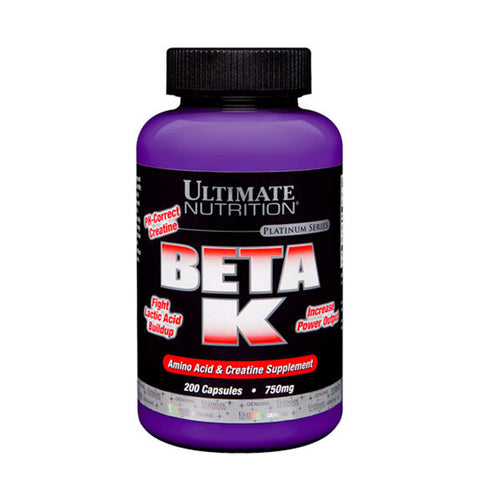 BETA K | ULTIMATE NUTRITION | Outletintegratori.com