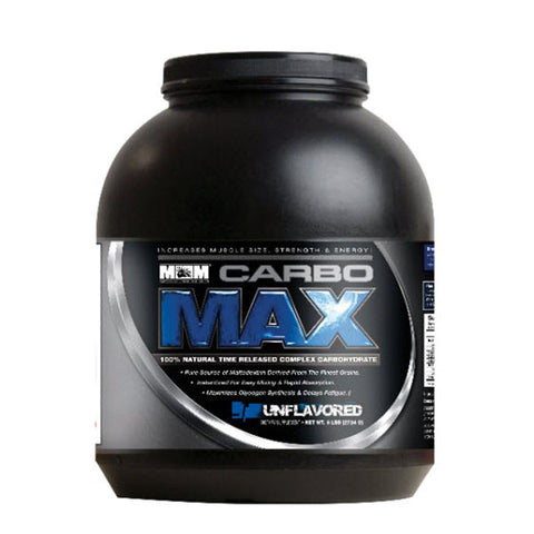 CARBO MAX | MAX MUSCLE | Outletintegratori.com