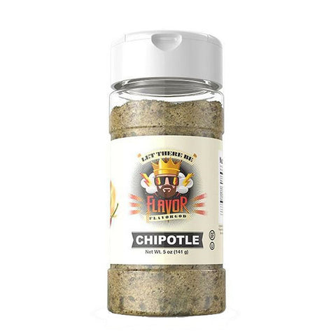 CHIPOTLE LOVERS SEASONING 141g | FLAVOR GOD | Outletintegratori.com