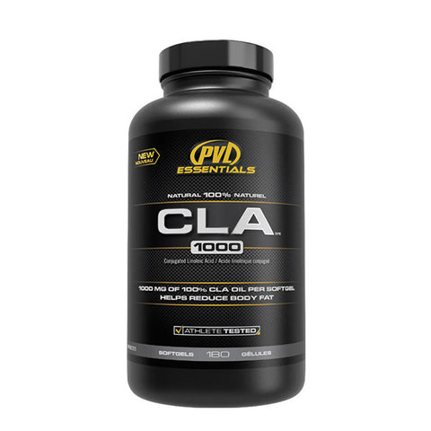 CLA 1000 180Softgels | PVL ESSENTIALS | Outletintegratori.com