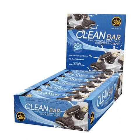 CLEAN BAR | ALL STARS | Outletintegratori.com