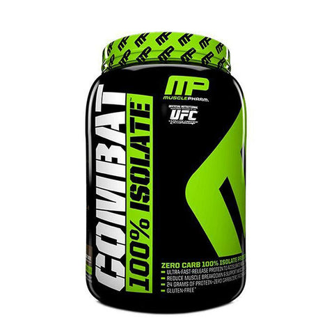 COMBAT 100% ISOLATE 907g | MUSCLE PHARM | Outletintegratori.com