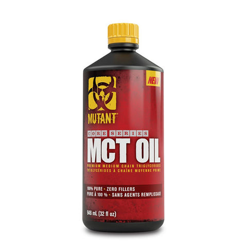 CORE SERIES - MCT OIL | MUTANT | Outletintegratori.com