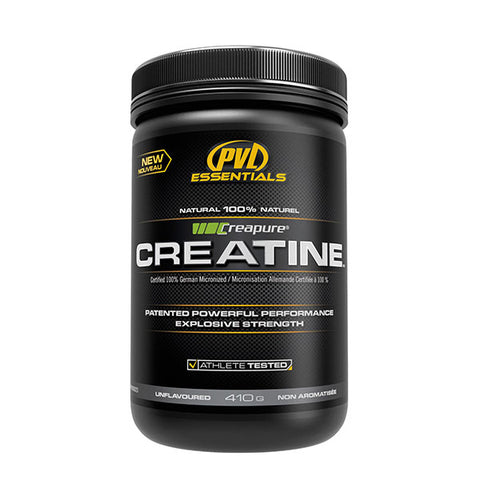 100% PURE CREATINE 300g | PVL ESSENTIALS | Outletintegratori.com