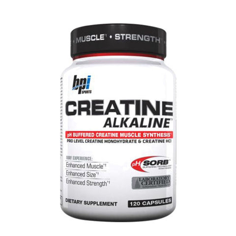 POWER SERIES | CREATINE ALKALINE | BPI SPORTS | Outletintegratori.com