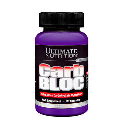 CARB BLOC | ULTIMATE NUTRITION | Outletintegratori.com