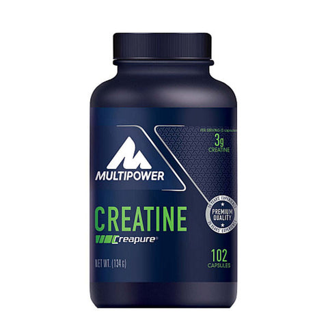 CREATINE 102 Caps | MULTIPOWER | Outletintegratori.com