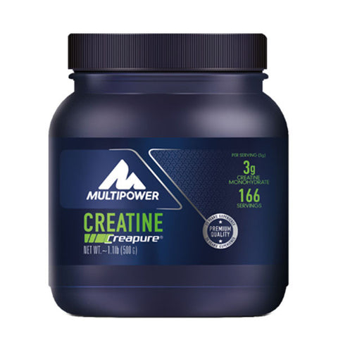 CREATINE 500g | MULTIPOWER | Outletintegratori.com