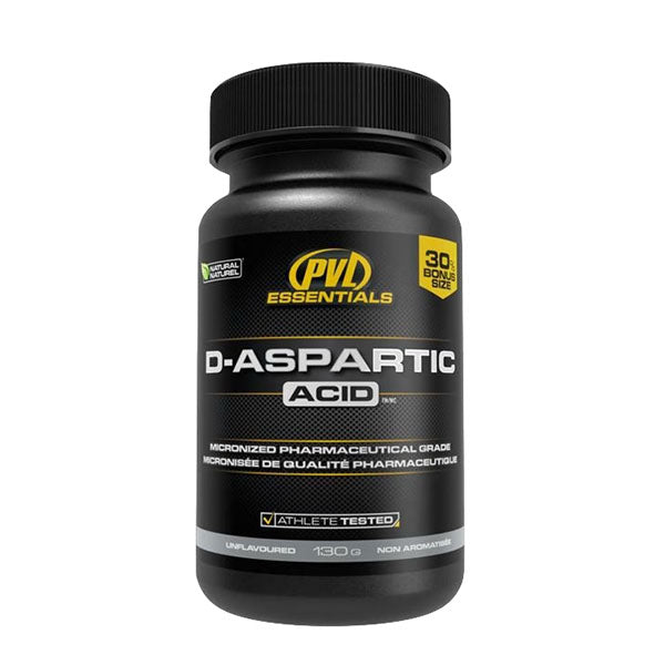 D-ASPARTIC ACID 130g | PVL ESSENTIALS | Outletintegratori.com