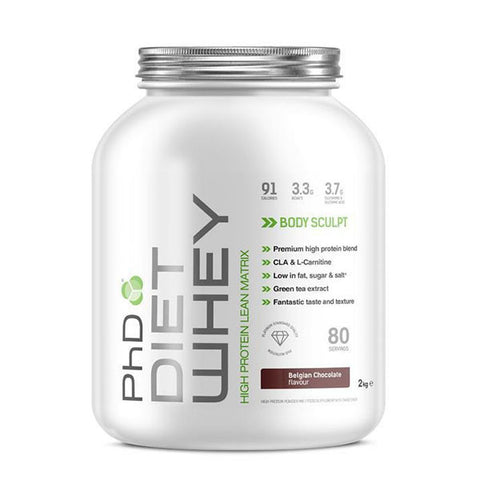DIET WHEY 2kg | PhD | Outletintegratori.com