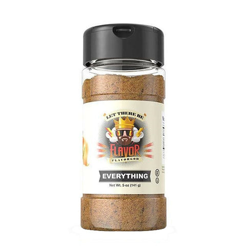 EVERYTHING SEASONING 141g | FLAVOR GOD | Outletintegratori.com