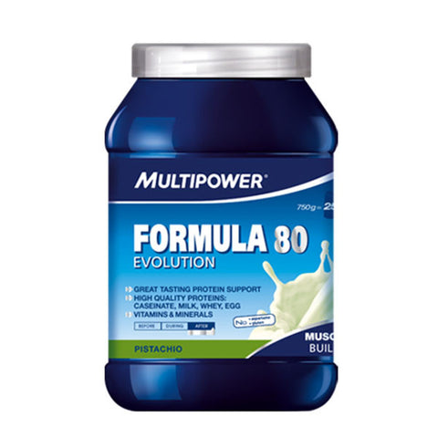 FORMULA 80 EVOLUTION 750g | MULTIPOWER | Outletintegratori.com