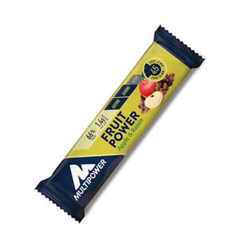 FRUIT POWER 24x40g | MULTIPOWER | Outletintegratori.com