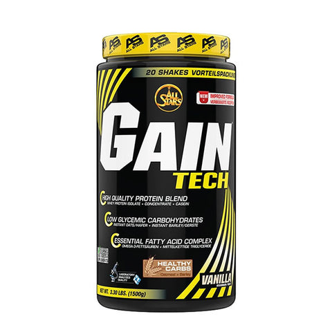 GAIN TECH | ALL STARS | Outletintegratori.com