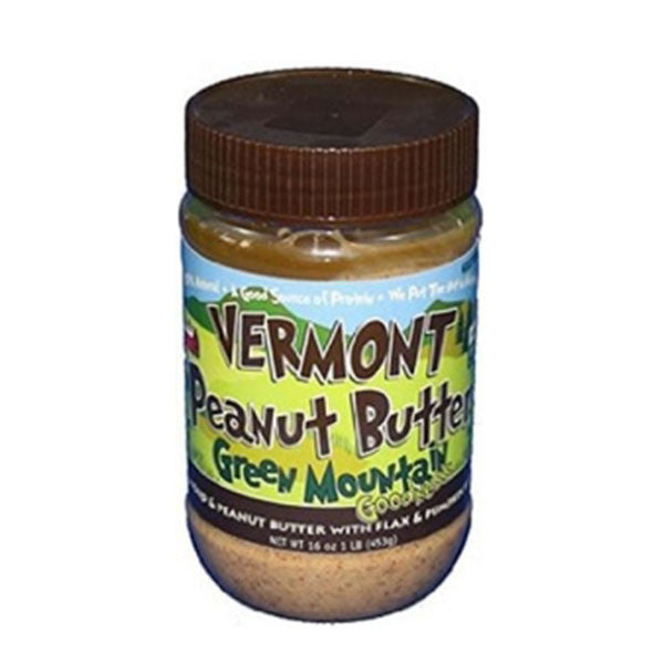 PEANUT BUTTER  GREEN MOUNTAIN | VERMONT | Outletintegratori.com
