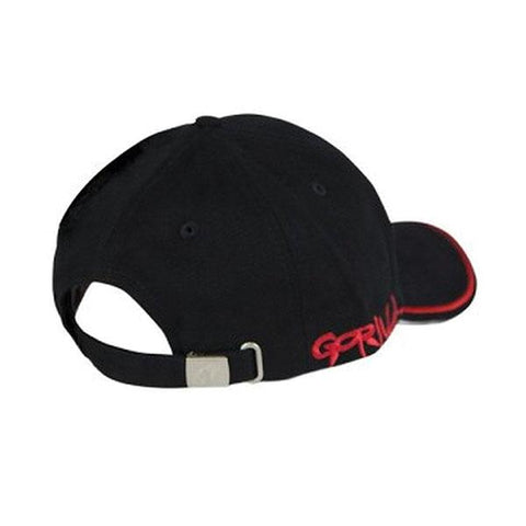 GW CORE CAP BLACK & RED 2 | GORILLA WEAR | Outletintegratori.com