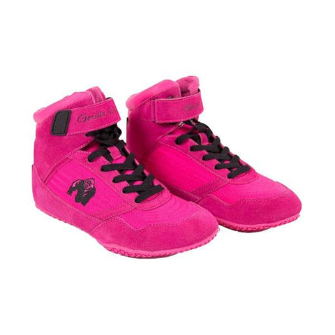 GW GORILLA WEAR HIGH TOPS - PINK |GORILLA WEAR| Outletintegratori.com