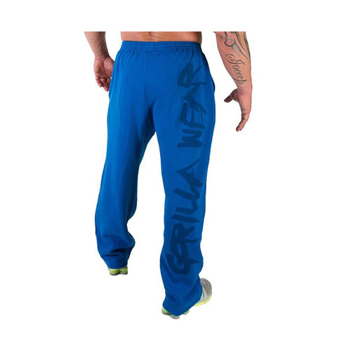 SUPERIOR JERSEY PANTS -ROYAL BLUE| GORILLA WEAR |Outletintegratori.com