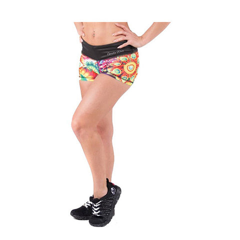 VENICE SHORTS - MULTICOLOR MIX | GORILLA WEAR | Outletintegratori.com