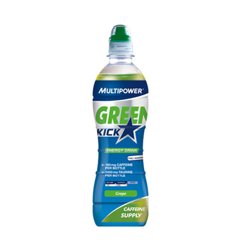 GREEN KICK 24x500ml | MULTIPOWER | Outletintegratori.com