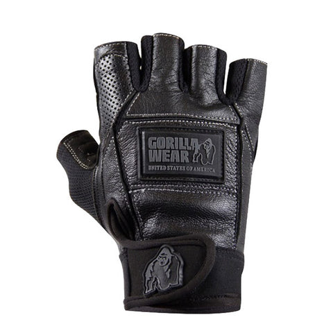 GW HARDCORE GLOVES - BLACK | GORILLA WEAR | Outletintegratori.com
