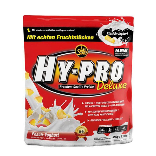 HY-PRO DELUXE 500g | ALL STARS | Outletintegratori.com