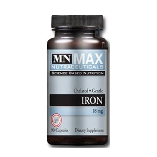 IRON CHELATED | MAX MUSCLE | Outletintegratori.com