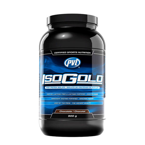 ISO GOLD 900g | PVL ESSENTIALS | Outletintegratori.com