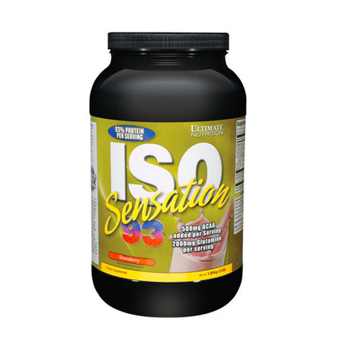 ISO SENSATION 93 2.267kg | ULTIMATE NUTRITION | Outletintegratori.com